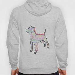 I am more (love is a pit bull No.4) Hoody