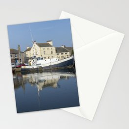 Trefusis GY242 at Glasson Dock Stationery Cards