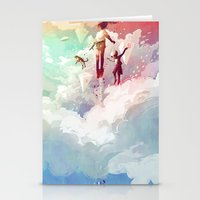 fly Stationery Cards featuring FLY by Javier G. Pacheco