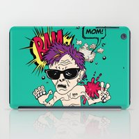 mom iPad Cases featuring Mom! by Elsa Neves
