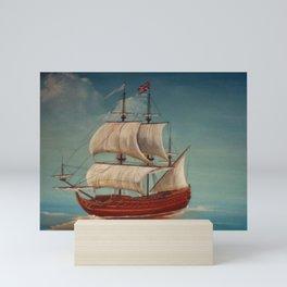 Winchester 1695 Mini Art Print