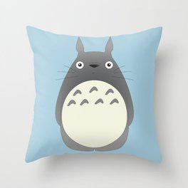 Toto Ro Throw Pillow