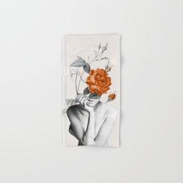 Rose 3 Hand & Bath Towel
