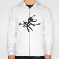 SORRY I MUST LIVE - DUEL 2 ULTIMATE WEAPON ARROW Hoody