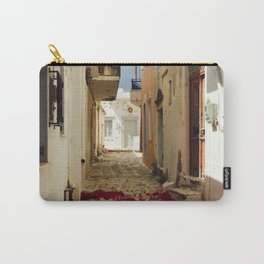 Streets of Greece Carry-All Pouch