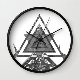 BO.RG/Peeling Wall Clock