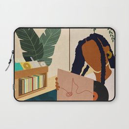 Stay Home No. 4 Laptop Sleeve