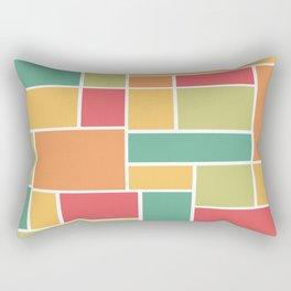 My wall! Rectangular Pillow