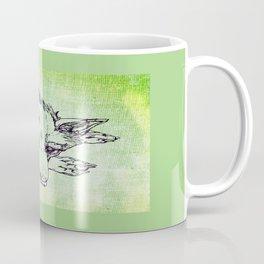 NV: Keer: green Coffee Mug