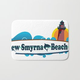 New Smyrna Beach  - Florida. Bath Mat