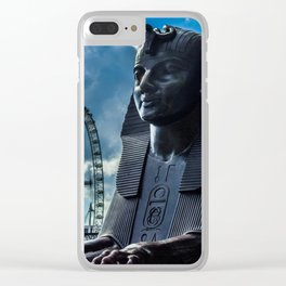 Spinks and the eye Clear iPhone Case