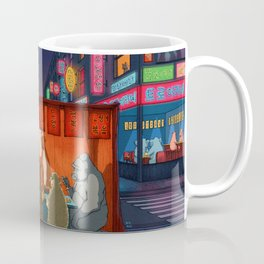 Street Food Coffee Mug