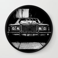 ford Wall Clocks featuring Ford by RS4S6
