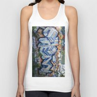 chemistry Tank Tops featuring organic chemistry. by kemistree