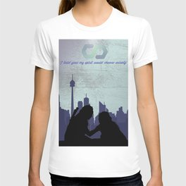 The City of Light T-shirt