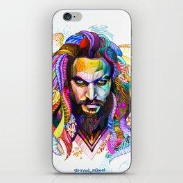 Aquaman iPhone Skin