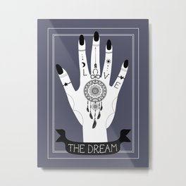 The Dream Metal Print