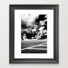 Historic Austin, Texas No.2 Framed Art Print