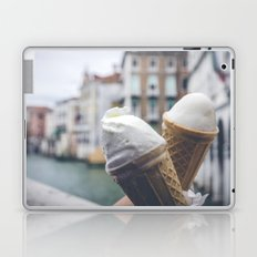 Love and ice cream Laptop & iPad Skin