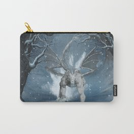 Wonderful ice dragon Carry-All Pouch