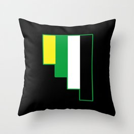 Ceterosexual and Ceteromantic Throw Pillow