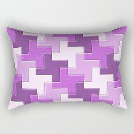 Geometrix XVIII Rectangular Pillow