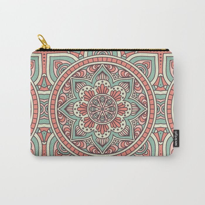 Batik Style 10 Carry-All Pouch