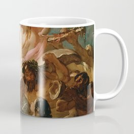 Joseph-Marie Vien the younger - Venus Emerging from the Sea Coffee Mug