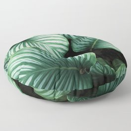 All about Leaves Floor Pillow
