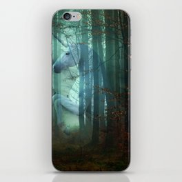 The unicorn iPhone Skin