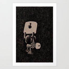 Autonomy Art Print