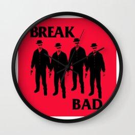 Break Bad Wall Clock
