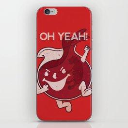 OH YEAH! iPhone Skin