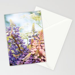 Summer Meadow Bouquet #decor #society6 #homedecor Stationery Cards