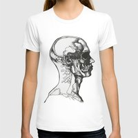anatomy T-shirts featuring Anatomy  by Cjillustrations
