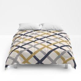 Double Tracery Comforters
