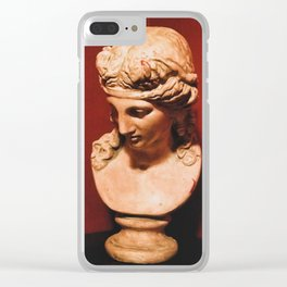 Goddess Clear iPhone Case