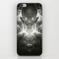spirit iPhone & iPod Skins featuring Spirit by Dr. Lukas Brezak