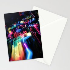 Wired Rainbow Stationery Cards