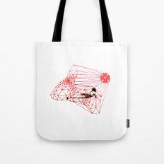 Webbed summer Tote Bag