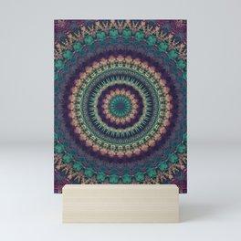 Mandala 580 Mini Art Print