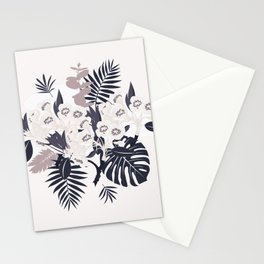 Bouquet of Flowers I. Illustration Stationery Cards