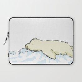 Baby Seal Laptop Sleeve