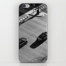 YOU LIVE YOU LEARN iPhone & iPod Skin