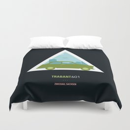 Icotrip - Trabant601 Duvet Cover