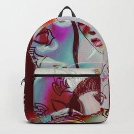 Negative Filipino princes Backpack