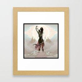 The last chance Framed Art Print