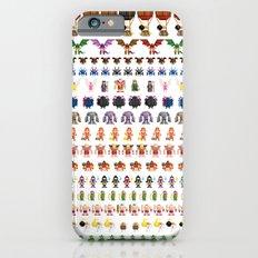 Clash of Pixels iPhone 6s Slim Case