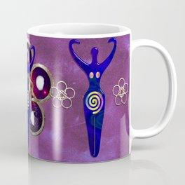 Cycles 3D Egyptian Goddess Coffee Mug