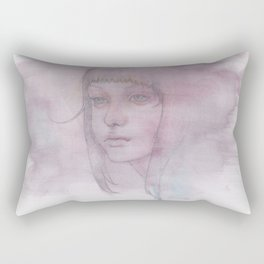absence Rectangular Pillow